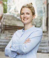 Lisa Fink, Gründerin von dooing.de